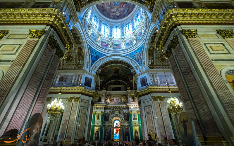 کلیسای جامع سنت ایزاک