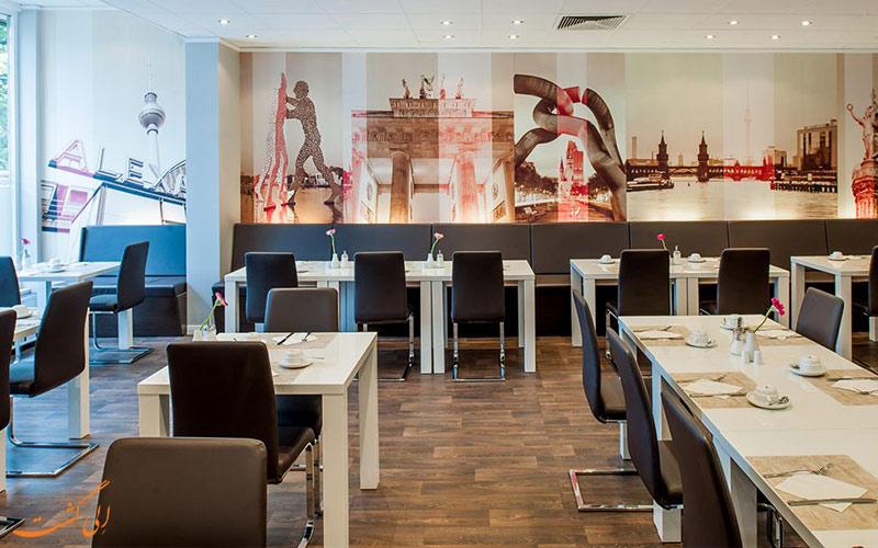 هتل مرکیور ام الکساندرپلاتز برلین- بوفه صبحانه