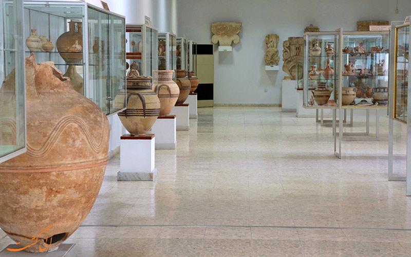 مهمترین آثار موزه