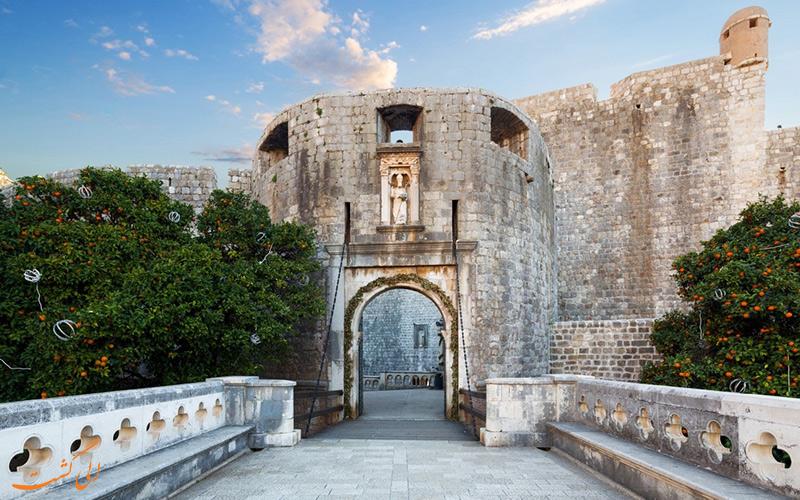 دروازههای شهر دوبروونیک