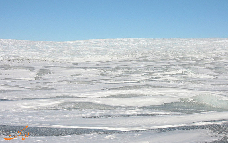 بیابان قطب جنوب