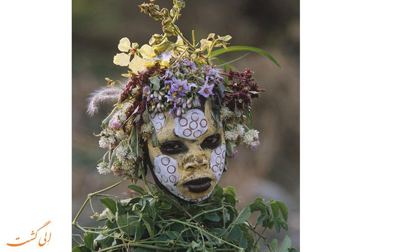 قبیله ای آفریقایی