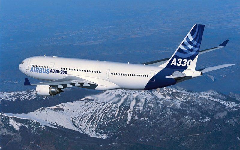 آشنایی با هواپیمای ایرباس آ 330