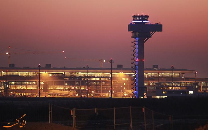 افتتاح فرودگاه براندنبورگ در سال 2020