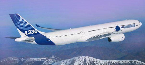 معرفی هواپیمای ایرباس آ 330