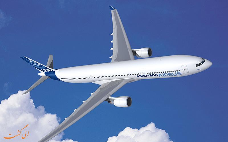 هواپیمای ایرباس آ 330
