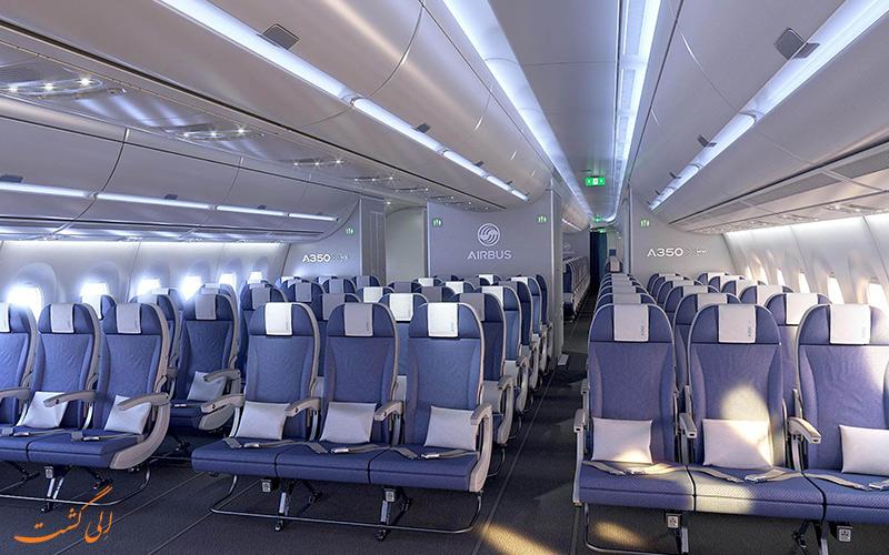 آشنایی با هواپیمای ایرباس آ 350