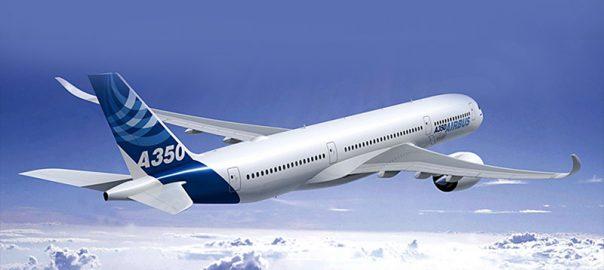 معرفی هواپیمای ایرباس آ 350
