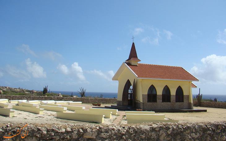 کلیسای کوچک آلتو ویستا