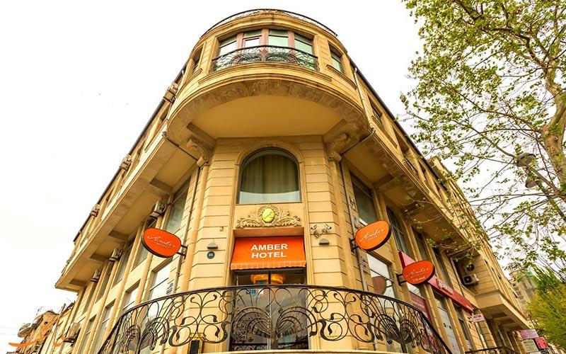 هتل آمبر باکو Amber Hotel