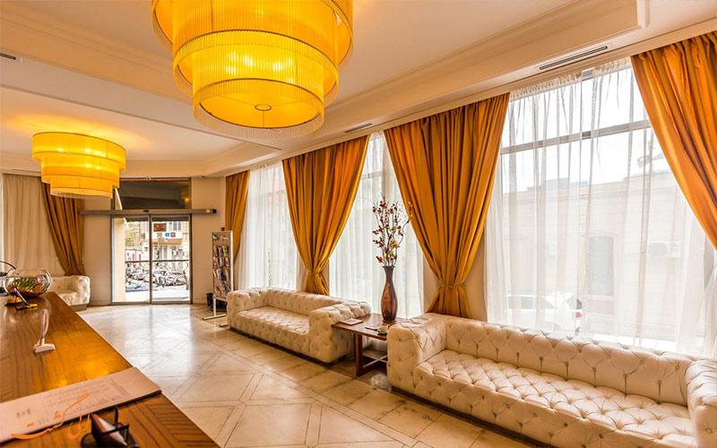 امکانات تفریحی هتل آمبر باکو