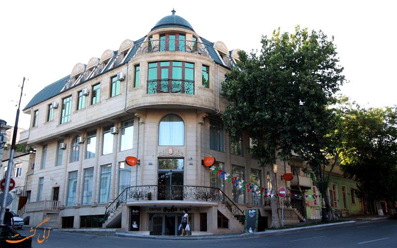 Amber Hotel- eligasht.com نمای هتل