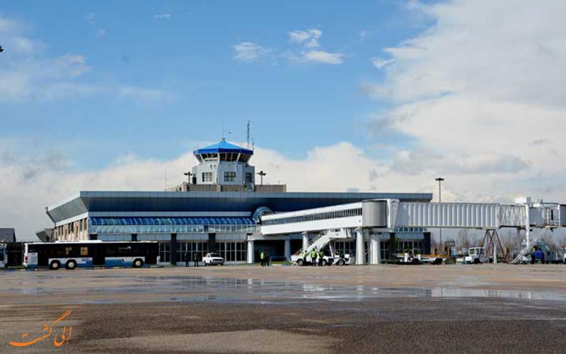 تاریخچه ی فرودگاه اردبیل
