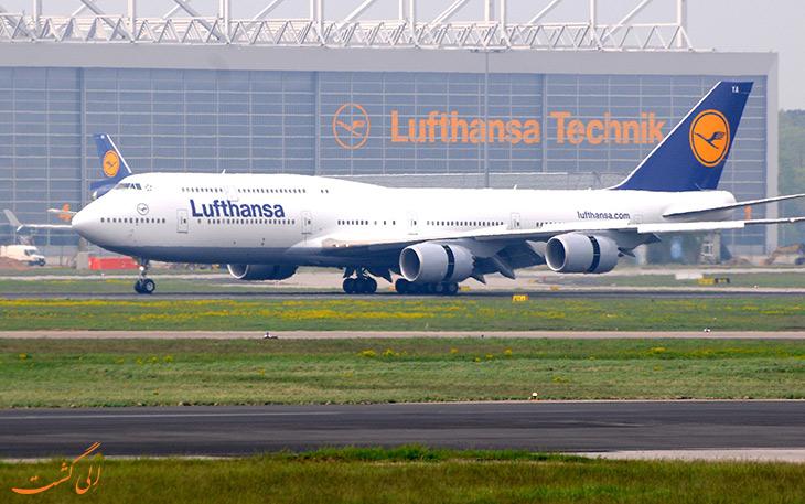 بوئینگ 747 لوفت هانزا