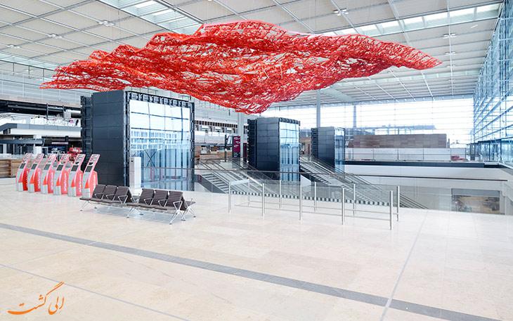 ساخت فرودگاه براندنبورگ برلین