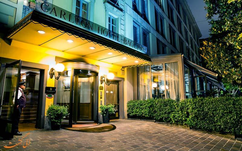 Baglioni Hotel Carlton- eligasht.com ورودی هتل