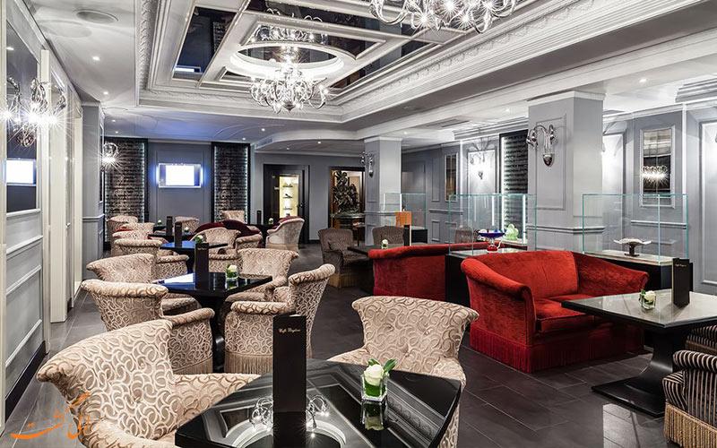 کافه هتل کارلتون باگلیونی میلان