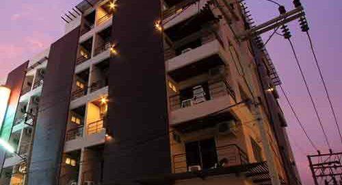 هتل بارامی هیپ در پوکت