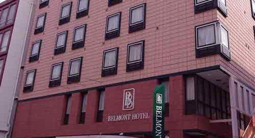 هتل بلمونت توکیو