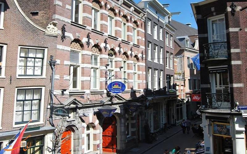 Best Western Dam Square Inn-eligasht.com نمای هتل
