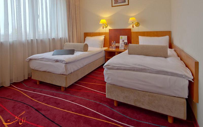 امکانات اتاق های هتل بست وسترن پورتوس ورشو