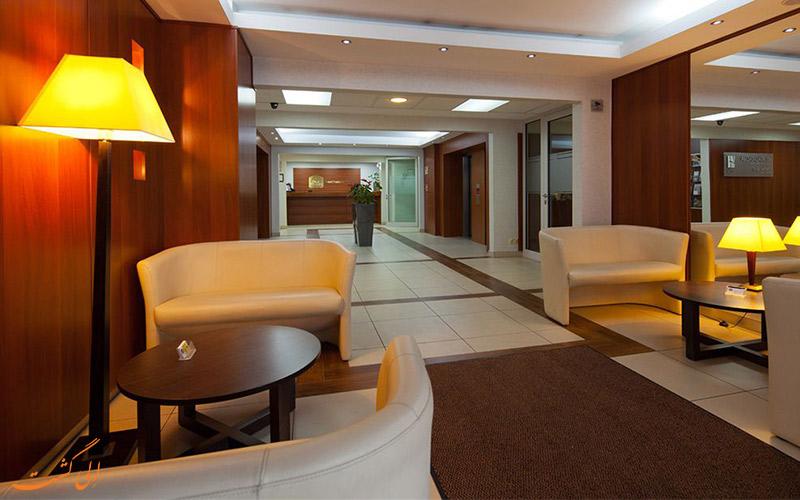 هتل بست وسترن پورتوس ورشو Best Western Hotel Portos