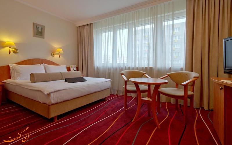 انواع اتاق های هتل بست وسترن پورتوس ورشو