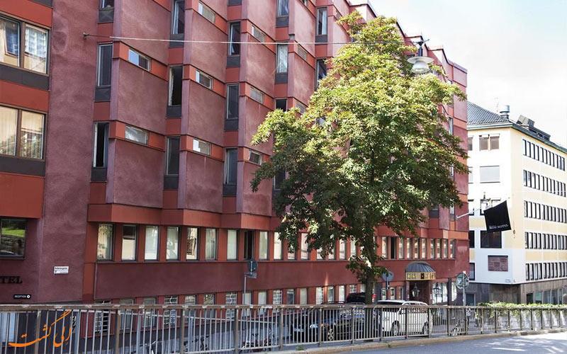 Best Western Kom Hotel Stockholm- eligasht.com نمای هتل