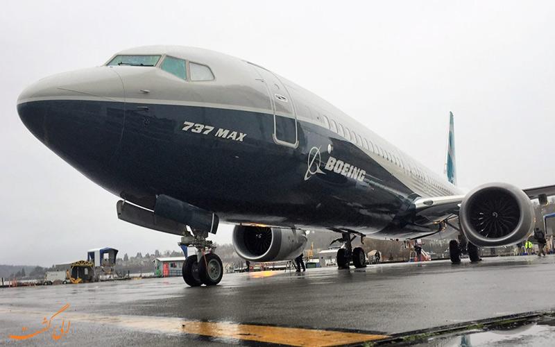 آشنایی با هواپیمای بوئینگ 737
