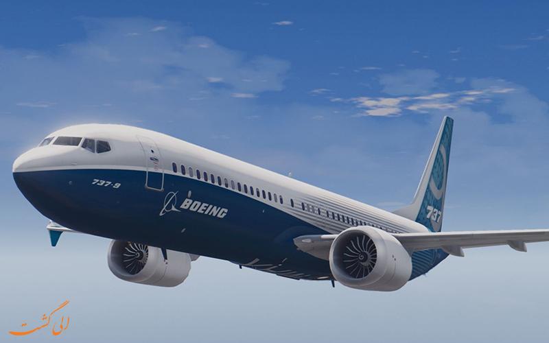 تاریخچه ی ساخت و شکل گیری هواپیمای بوئینگ 737