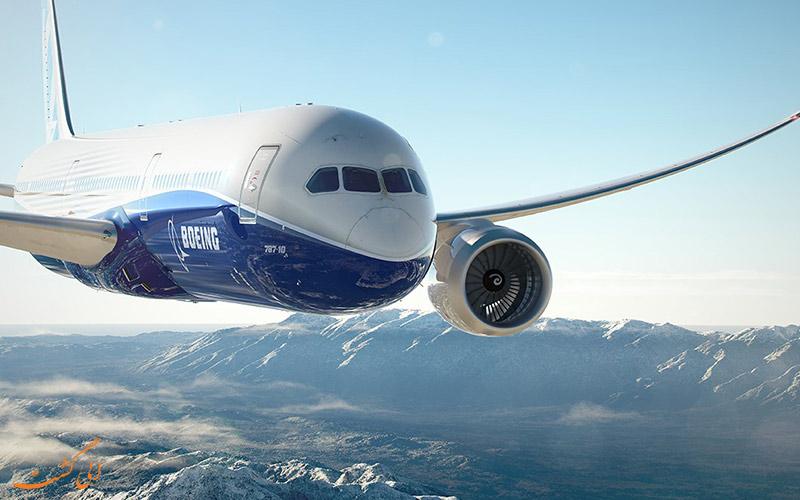 هواپیمای بوئینگ 787 دریم لاینر