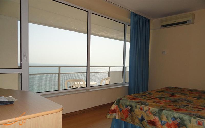 انواع اتاق های هتل بونیتا وارنا