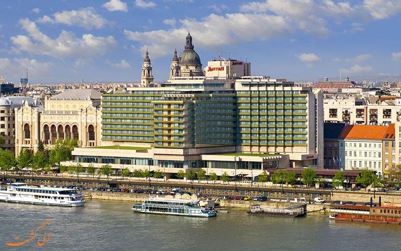 Budapest Marriott Hotel-Eligasht.com نمای هتل
