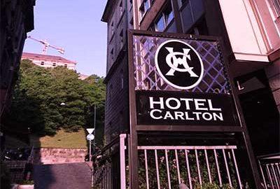 Carlton Hotel Budapest-eligasht.com الی گشت