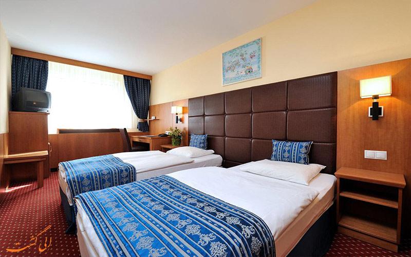 امکانات اتاق های هتل کارلتون بوداپست