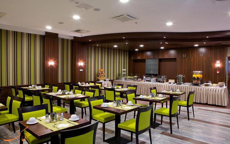 امکانات تفریحی هتل سیتی این بوداپست - رستوران