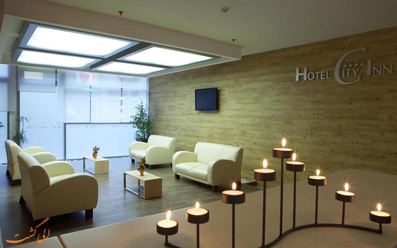 هتل سیتی این بوداپست Hotel City Inn