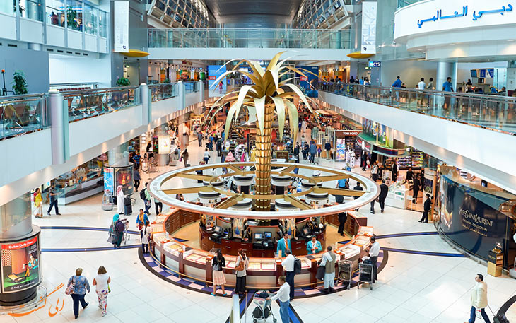 فرودگاه بین المللی دبی