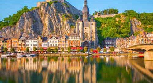 شهرهای دیدنی بلژیک