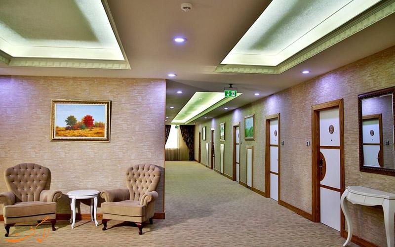 هتل دیوان اکسپرس باکو - فضای داخلی هتل