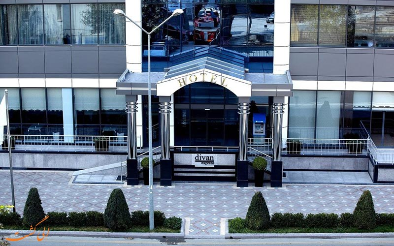 هتل دیوان اکسپرس باکو Divan Express Baku