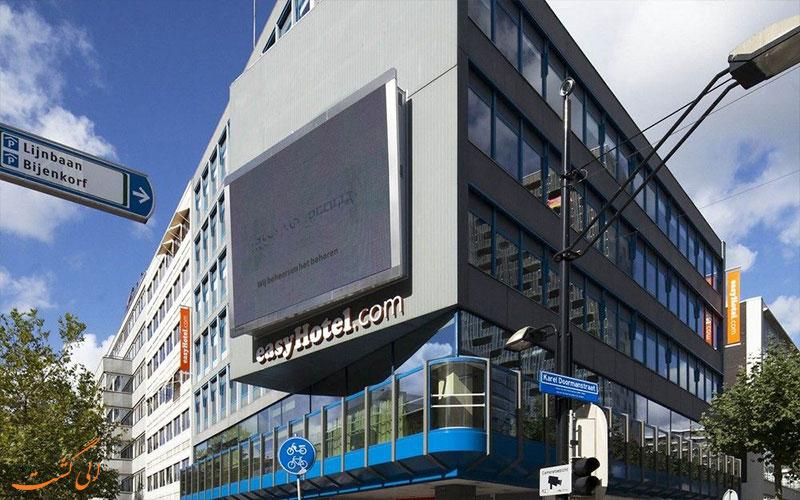 Easyhotel Rotterdam City Centre- eligasht.com نمای هتل