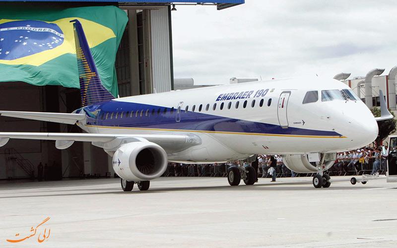 شرکت هواپیماسازی امبرائر
