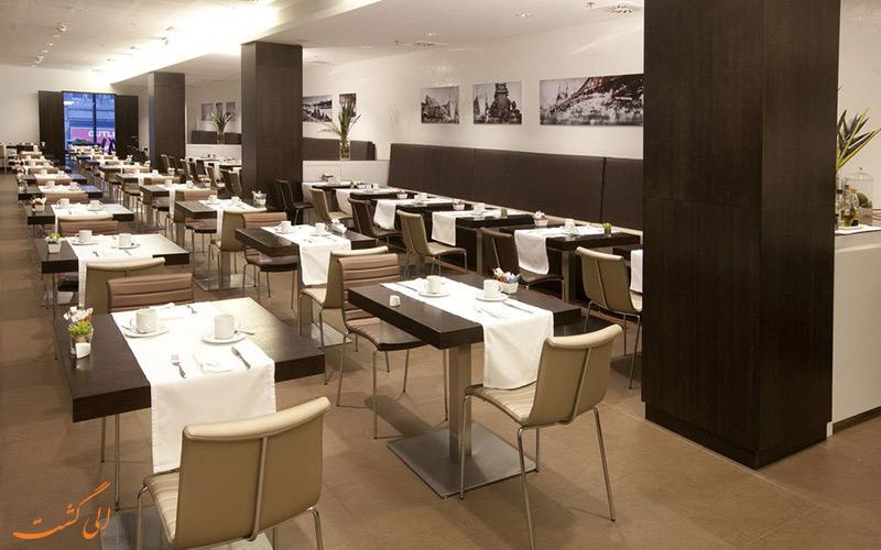 هتل یورواستارز سنتر بوداپست- رستوران