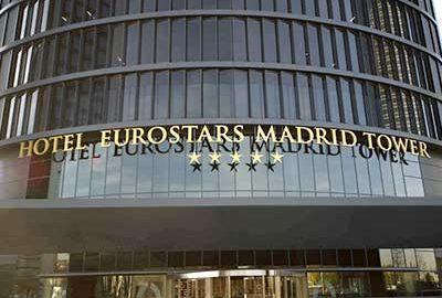 Eurostars Madrid Tower- eligasht.com الی گشت