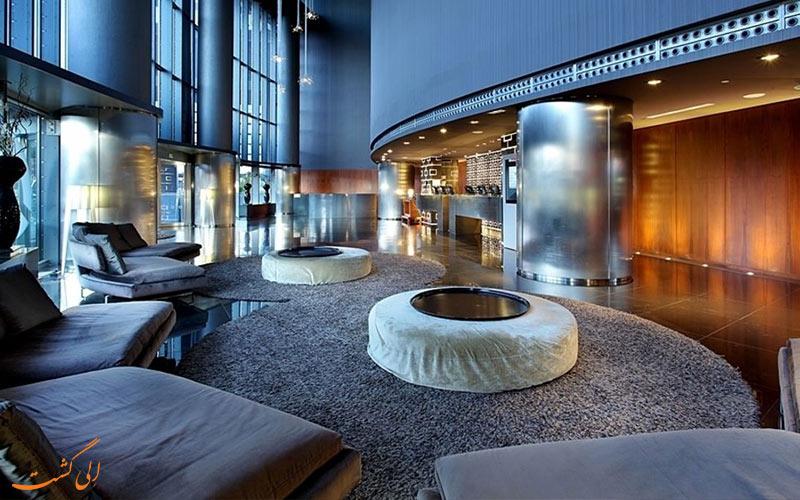 هتل یورواستارز تاور مادرید Hotel Eurostars Madrid Tower