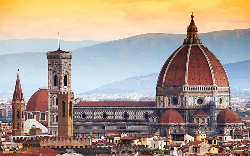 برنامه ریزی سفر به ایتالیا - فلورانس