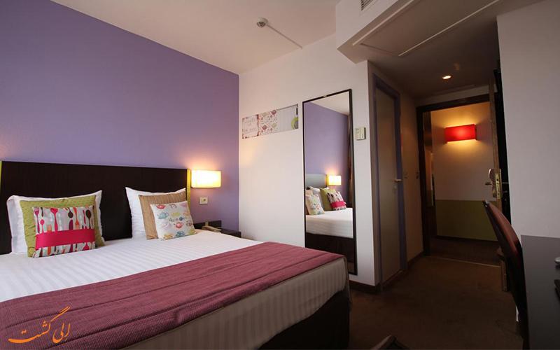 امکانات اتاق های هتل فلوریس آرلکوین بروکسل