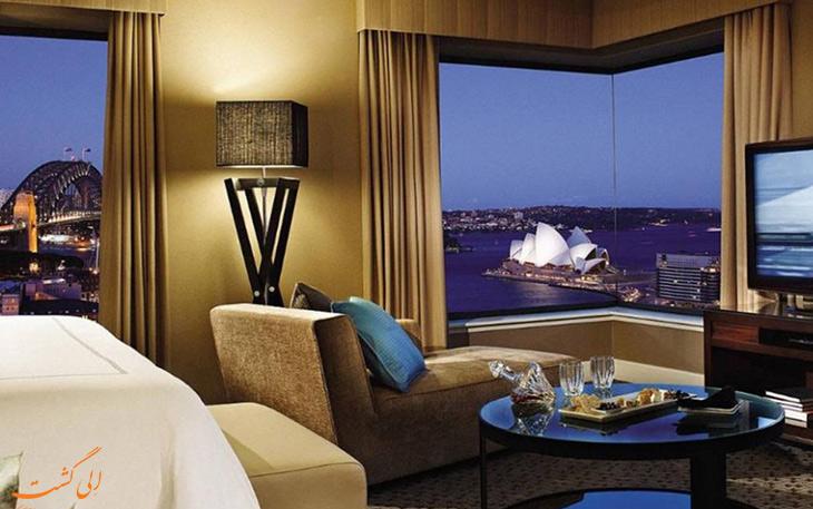 هتل چهار فصل سیدنی