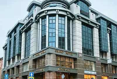 هتل گرند امرالد در سنت پترزبورگ